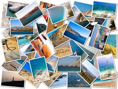 52 Postkarten Spiel