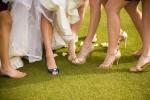 Hochzeitsspiel Beine erkennen