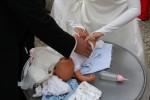 Hochzeit: Puppe umziehen nach der Kirche